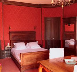 Chambre du Marquis - Manoir de Boisvillers