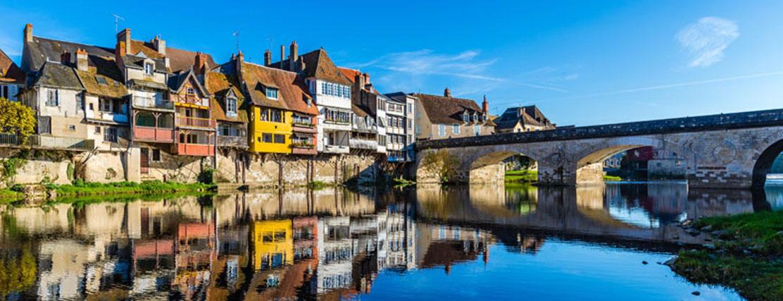 Argenton-sur-Creuse - Turism - Berry